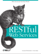 Picture of the cover of the book entitled RESTful Web Services
